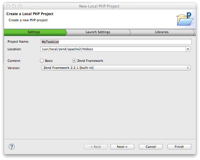 Getting Started with Zend Framework 2 — Zend Framework 2 2 4
