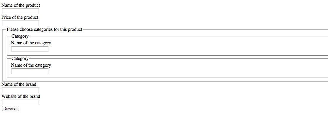 Form Collections — Zend Framework 2 2 4 13dev documentation