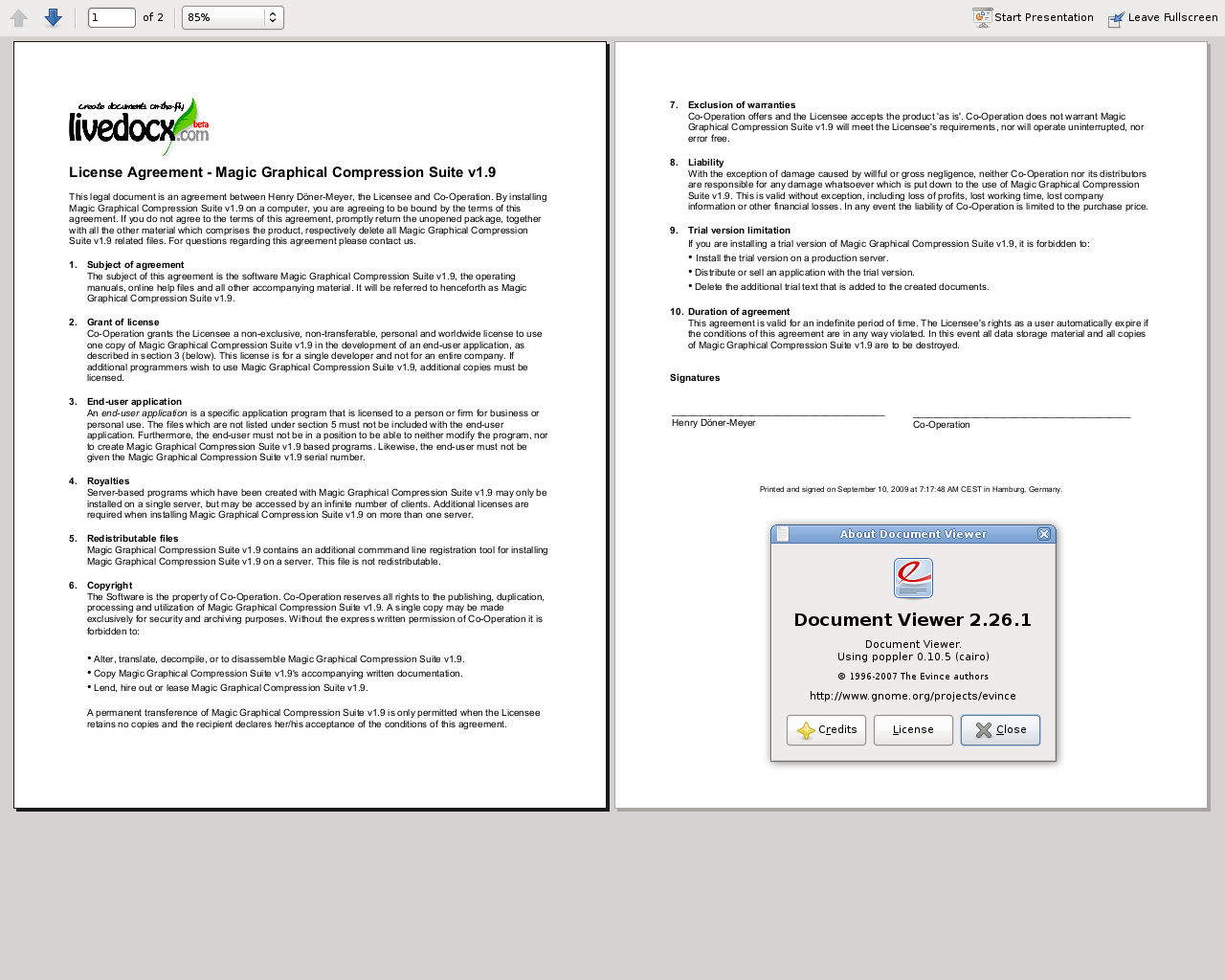 zendservice livedocx zend framework 2 2 4 13dev documentation