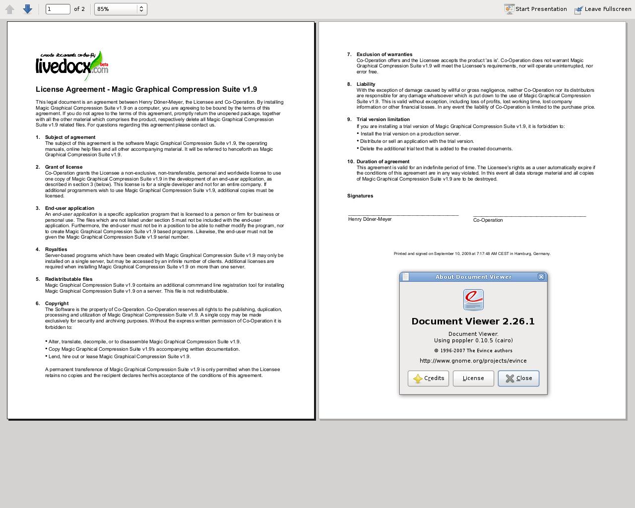 zendservice livedocx zend framework 2 2 1 6 documentation